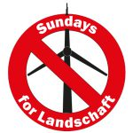 Logo der Aktion Sundays for Landschaft